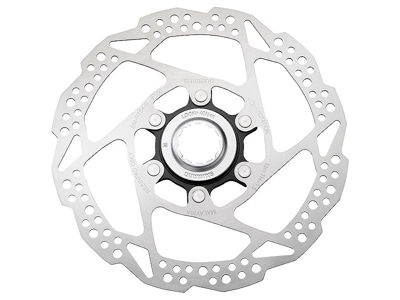 Shimano Alivio - Rotor for skivebremse 180mm til center lock