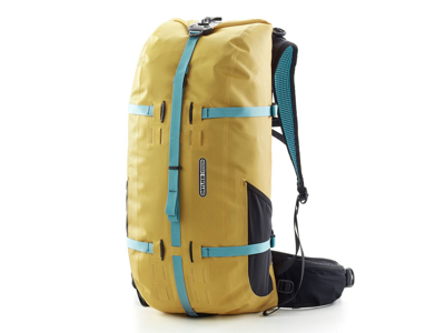 Ortlieb Atrack - Vattentät ryggsäck - Senap - 35 liter