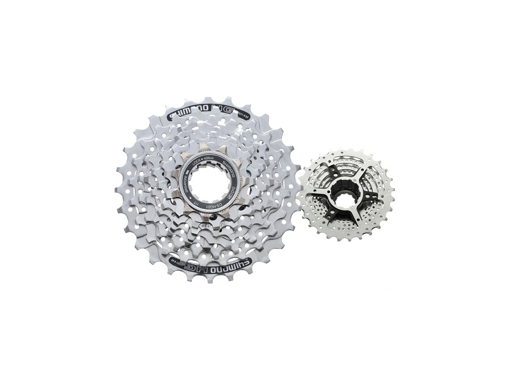 Kassette 8 gear 11-28 tands Shimano Alivio thumbnail