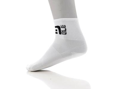 Alé Q-Skin - Ankelstrømper - Hvid