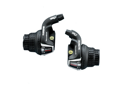 Shimano Tourney - Revo Grebsæt SL-RS35 - 3 x 6 gear med gearwire
