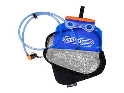 Ortlieb Atrack Hydration-System - Vattenbehållare  - 2,0 liter