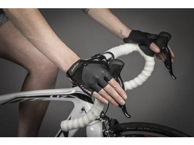 GripGrab 1045 ProGel - Cykelhandsker - Dame - Grå - Kort