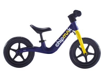 Chipmunk - Løpesykkel - Magnesium - Blå / gul