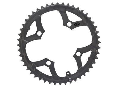 Shimano Deore klinge - 48 tands sølv - Type FC-M590 - 9 gear