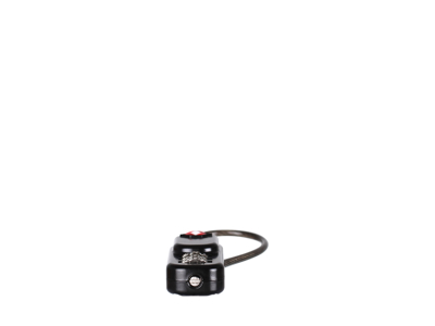 LifeVenture TSA Zipper Lock - Kædelås til rejsebrug - m. kode