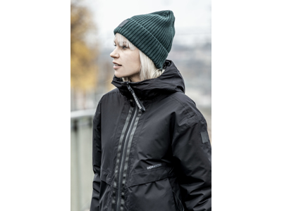 Didriksons Alta Womens Jacket - Damejakke - Sort