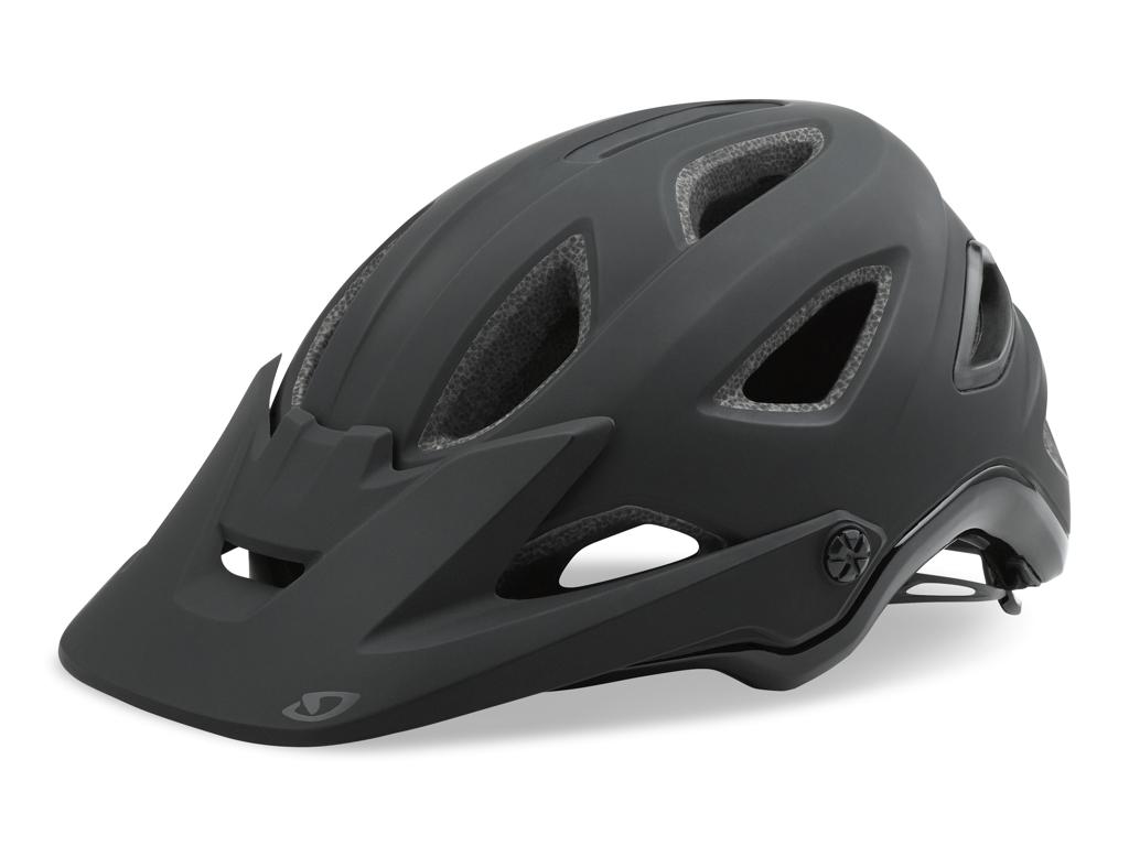 Giro Montaro Mips - Cykelhjelm - Mat Sort