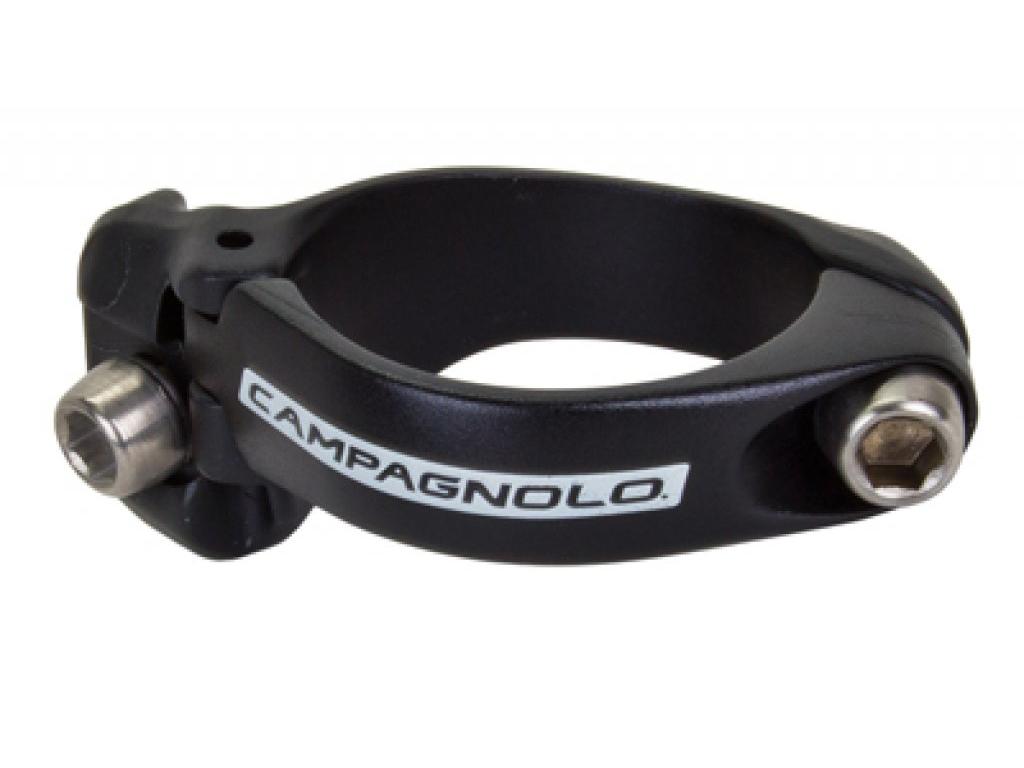 Campagnolo - Spændebånd til forskifter - Diameter 35 mm - Sort