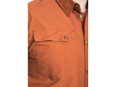 Trespass Lowrel - Moskitophobia skjorte med korte ærmer - Orange