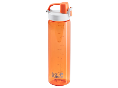Jack Wolfskin Tritan - Drikkeflaske - 0,7 liter - Orange crush