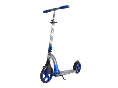 My Hood Curve - Løbehjul til børn og voksne - Grå/Blå