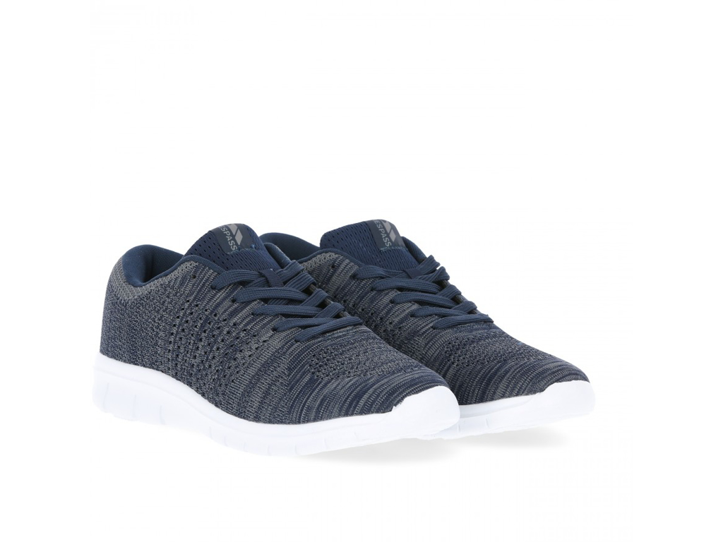 Image of   Trespass Barrow - Sportssko med memory Foam - Hr. Str. 43 - Navy