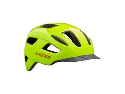 Lazer Lizard - Cykelhjelm Sport - Flash gul