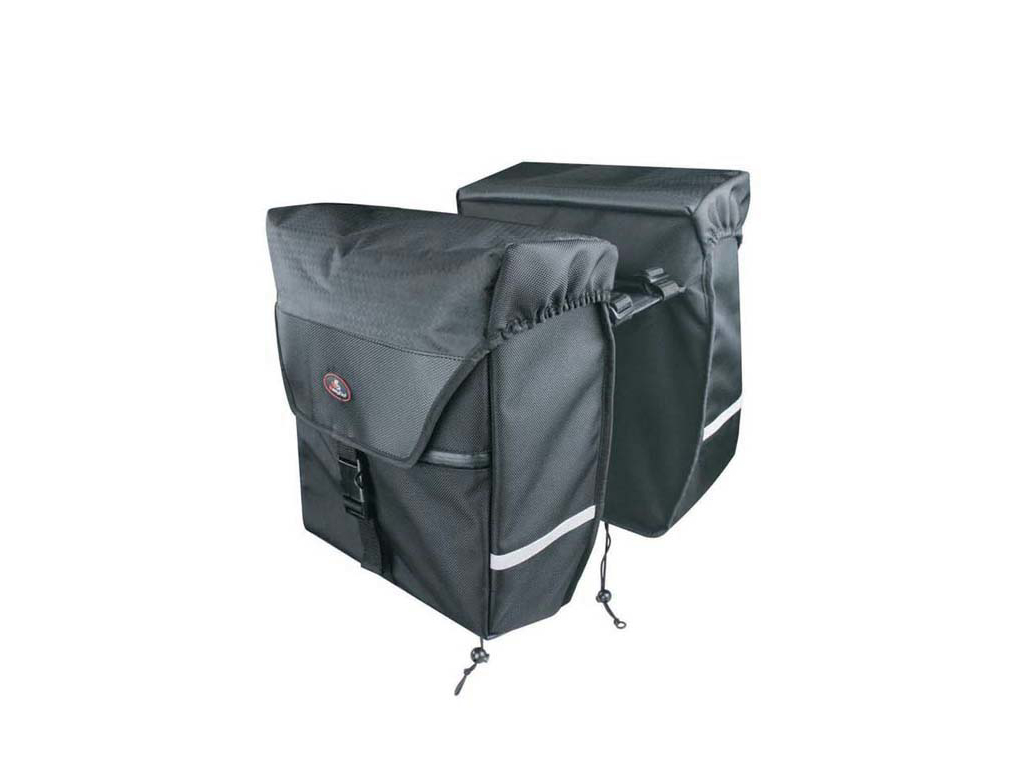 Image of   Easydo - ED-2770 - Taske til bagagebærer - 22 Liter - Sort