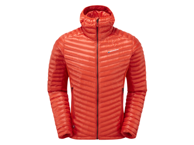 Montane Icarus Flight Jacket - Fiberjacka - Män - Orange