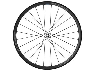 Shimano hjulsæt - 700c Road Disk Tubeless - WH-RS770-C30 med 12mm Thru aksel