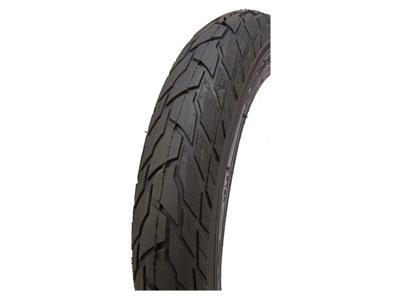 GRL dæk - 5101 med 3 mm punkteringsbeskyttelse - Str. 12x1.90 (50-203) - Sort