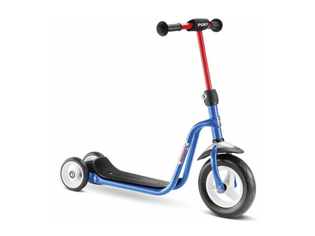 Image of   Puky - R 1 - Trehjulet løbehjul til børn - Ocean Blue