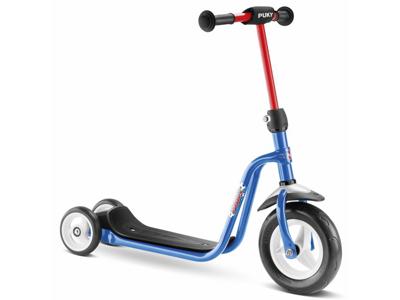 Puky - R 1 - Trehjulad sparkcykel till barn - Ocean Blue