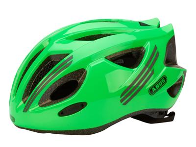 Abus S-Cension - Cykelhjelm - Neon grøn