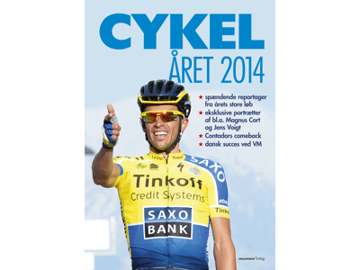 Bok: Cykelåret 2014