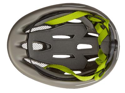 Limar - Cykelhjelm - 242 - Mat titanium
