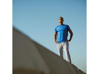 Joma - Løbe t-shirt - Herre - Royal blå