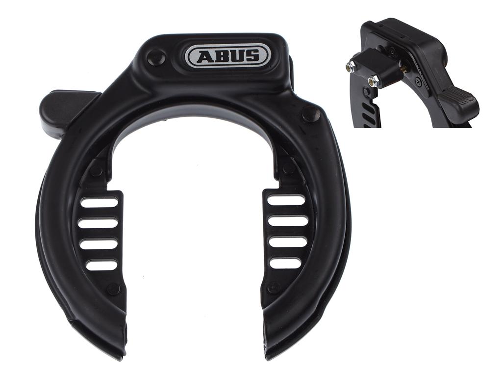 Image of   Ringlås Abus 485 Amparo LH/SP Med ekstra beslag sort