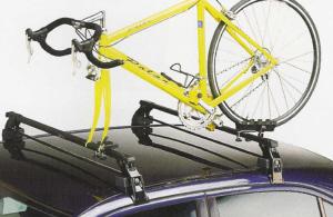 Peruzzo - Cykelholder til tagbøjler - 1 cykel | Car racks