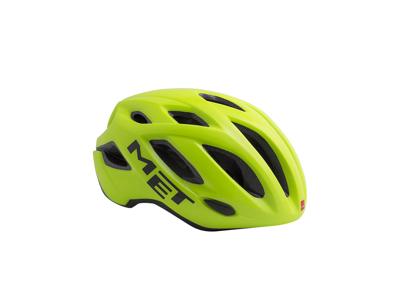 MET Idolo - Cykelhjelm - Hi-Vis Gul