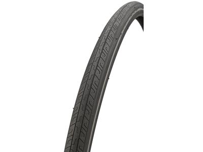 Atredo dekk - 2,5 mm punkteringsbeskyttelse - Størrelse 700x32C (32-622) - Svart / reflekterende