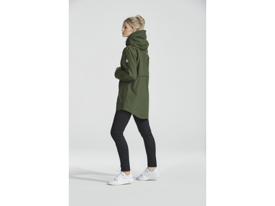 Didriksons Jolina Womens Parka - Vandtæt Damejakke - Grøn