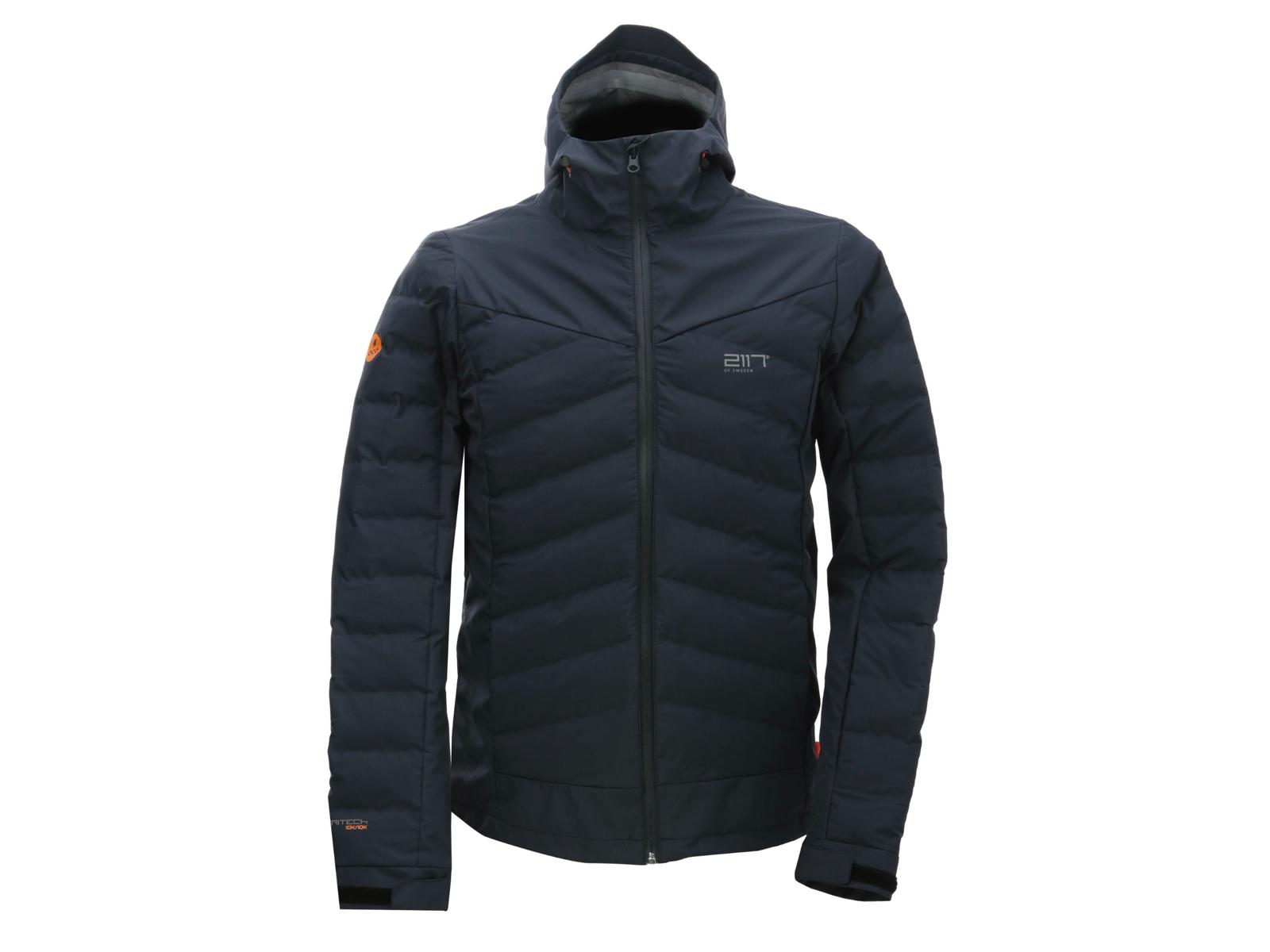 2117 Of Sweden Sågen Eco Jacket Vandtæt jakke m. for Herre Mørk grå (DKK 699,00)