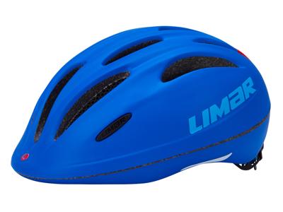 Limar - Cykelhjelm - 242 - Mat blå