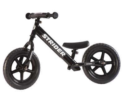 Strider Sport - Springcykel - Svart