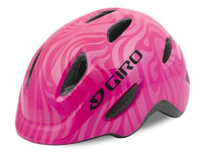 Giro Scamp - Cykelhjelm - Pink