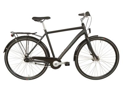 Micado City - City Bike - Herre - 7 gear - Matsort - 60cm