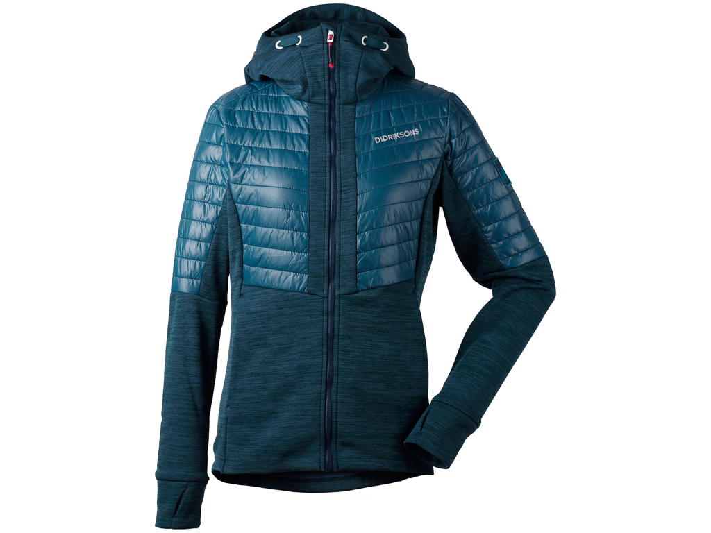 Image of   Didriksons Annema Womens Jacket - Softshelljakke Dame - Blå - 36