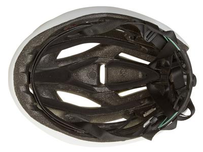MET Trenta - Cykelhjelm - Hvid/gul