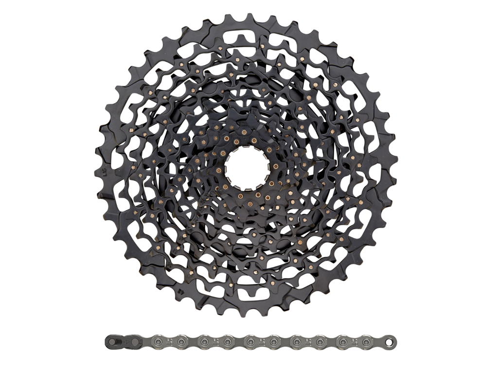 Sram sampak - 11 gear - XG-1150 10-42T kassette - PC-1110 thumbnail