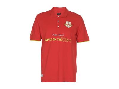 Kappa Vjanne - Poloshirt S/S - Rød