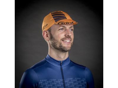 GripGrab Lightweight Summer Cap 5022 - Cykelkasket - Orange - One Size