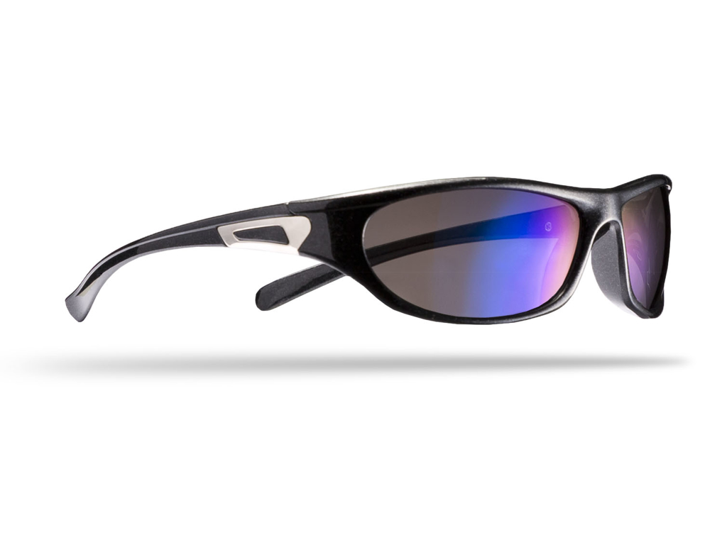 Trespass Scotty - Sportsbrille - UV400  - Sort thumbnail