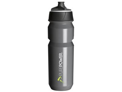 PurePower Eksklusiv - Drikkeflaske - Grå - 750 ml