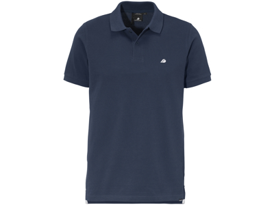 Didriksons William Mens Piké - Poloshirt - Navy - Str. XL