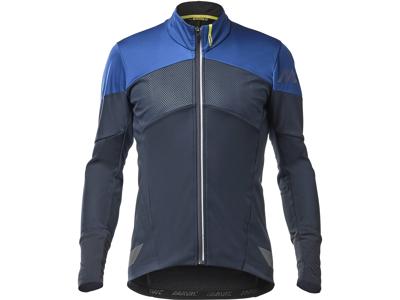 Mavic Cosmic Elite Thermo Jacket - Vinter cykeljakke - Sort/blå - Str. L