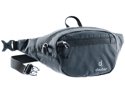Deuter Belt 1 - Bæltetaske - 1,5 liter - Sort