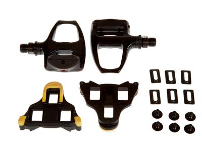 Shimano - Pedaler PD-R540 SPD-SL - Sort - Inklusive klamper