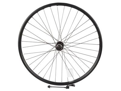 "Ryde 26"" MTB forhjul - Taurus 19 fælg - 19-559 - Centerlock - Sort"